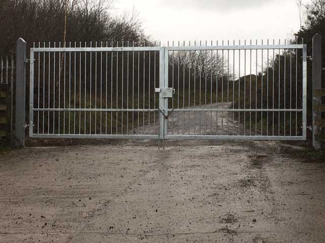 Security Entrance Gates